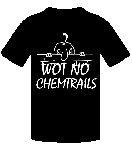 WOT NO CHEMTRAILS