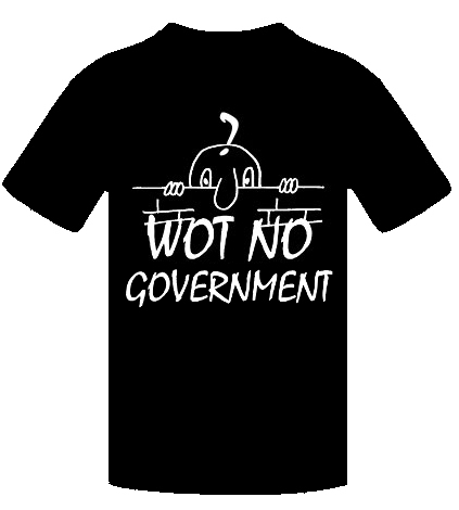 WOT NO GOVERNMENT