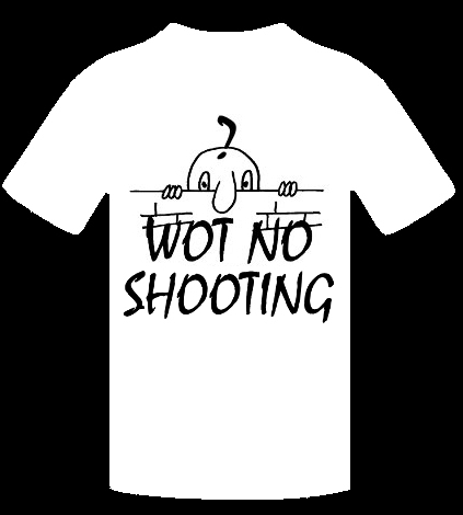 WOT NO SHOOTING